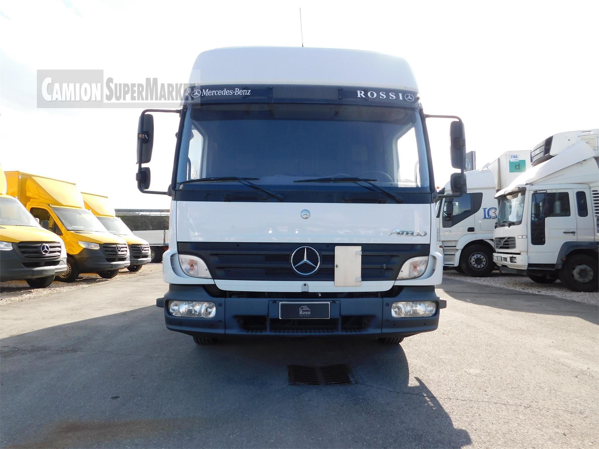Mercedes-Benz ATEGO 818 Uzywany 2005