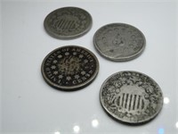 Silver,Copper, Bars and More Auction
