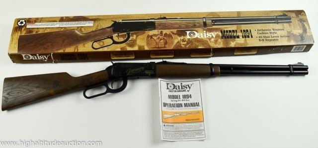 Daisy model 1894 operations manual | ebay.