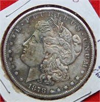 Weekly Coin & Currency Auction 5-25-18