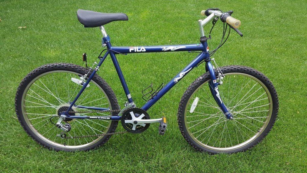 Rare 1996 FILA Pepsi Points Promo Mountain Bike | Idaho Auction Barn