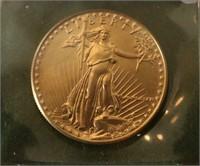 1986 $50 U.S. Gold Coin