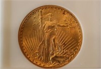 1926 MS64 $20 U.S. Gold Coin