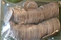 $20 of Silver Washington Quarters