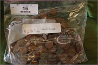 242 Wheat Cents