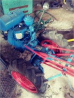 PAGE GARDEN TRACTOR