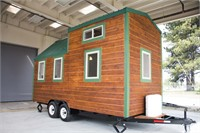 Weed High School Tiny House Fundraiser Auction