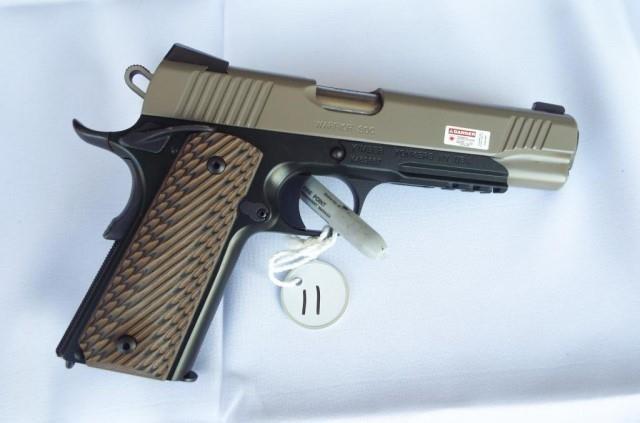 Kimber Warrior SOC pistol | HiBid Auctions