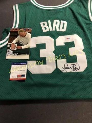 uk availability b7697 8861c signed Boston Celtics Hardwood Classics jersey. | Cory Craig ...
