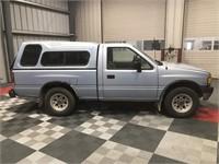 1991 Isuzu Pickup LS | Musser Bros  Inc