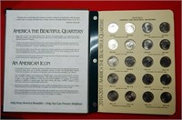 2010-2021 America the Beautiful Quarter Collection
