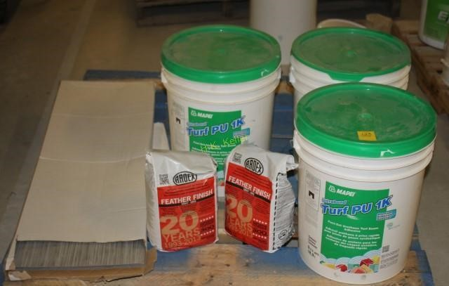 MAPEI Turf Seam Adhesive and More | H  K  Keller