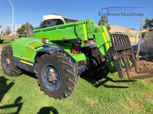 2002 Manitou other - Heavy Machinery for Sale