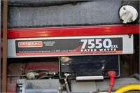 Generac 7550EXL Generator and accessories | HiBid Auctions