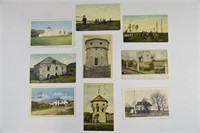 GLEN STEPHENS ESTATE MILITARY, POST CARDS, & PHOTOS