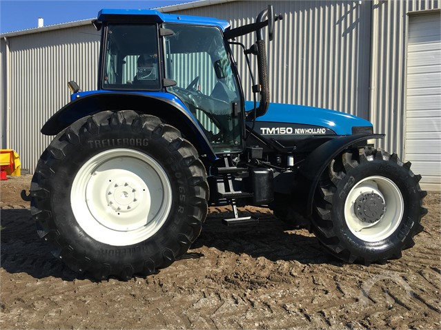 Lot # 4399 - 1999 NEW HOLLAND TM150