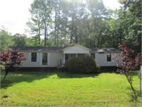 DOUBLE WIDE ON 5 LOTS - PINE BLUFF