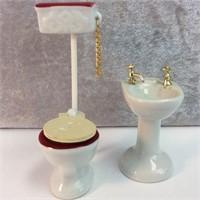 Online Dollhouses-Furnishings-Miniatures