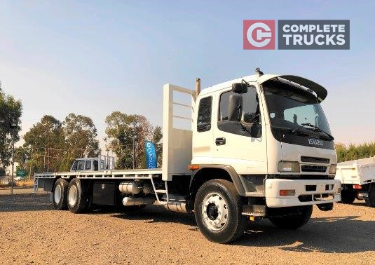 2007 Isuzu FVZ 1400 Complete Equipment Sales Pty Ltd - Trucks for Sale