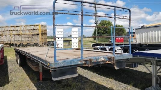 1984 Unknown Trailer Flat Top - Trailers for Sale