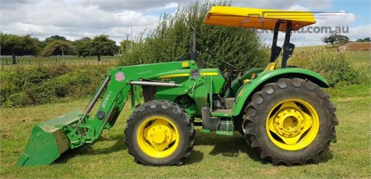 0 John Deere 5075E Farm Machinery for Sale