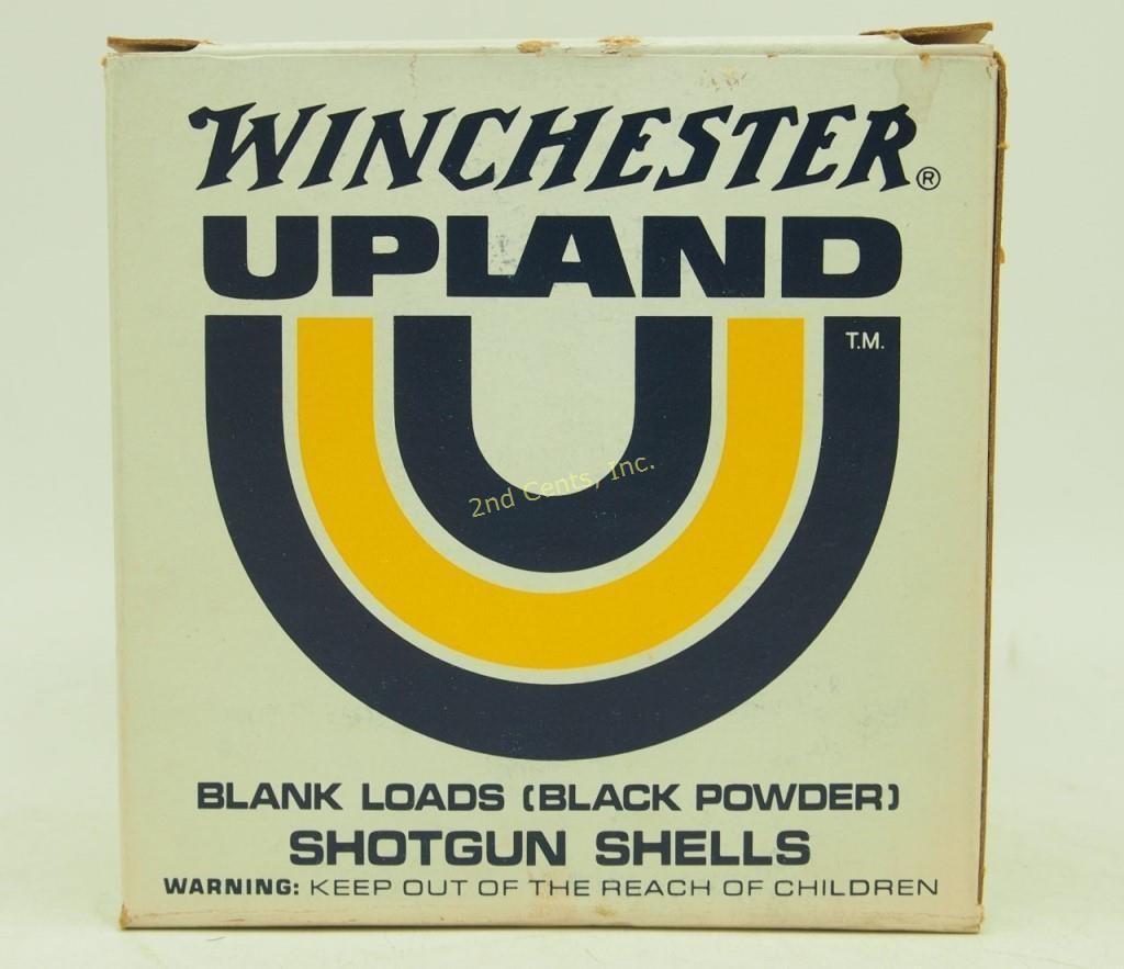 Box Winchester 12 Ga Shotgun Shells Blanks Upland | 2nd