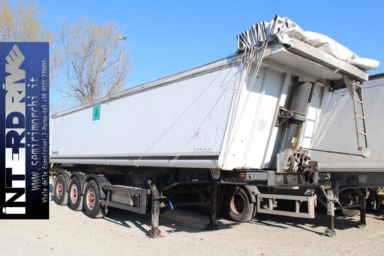 Schmitz SEMIRIMORCHIO VASCA RIBALTABILE 38M3 USATA Second-hand