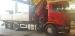 Scania P124.400  Usato
