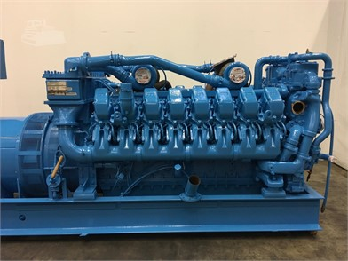 MTU 16V4000 For Sale - 2 Listings | MachineryTrader li