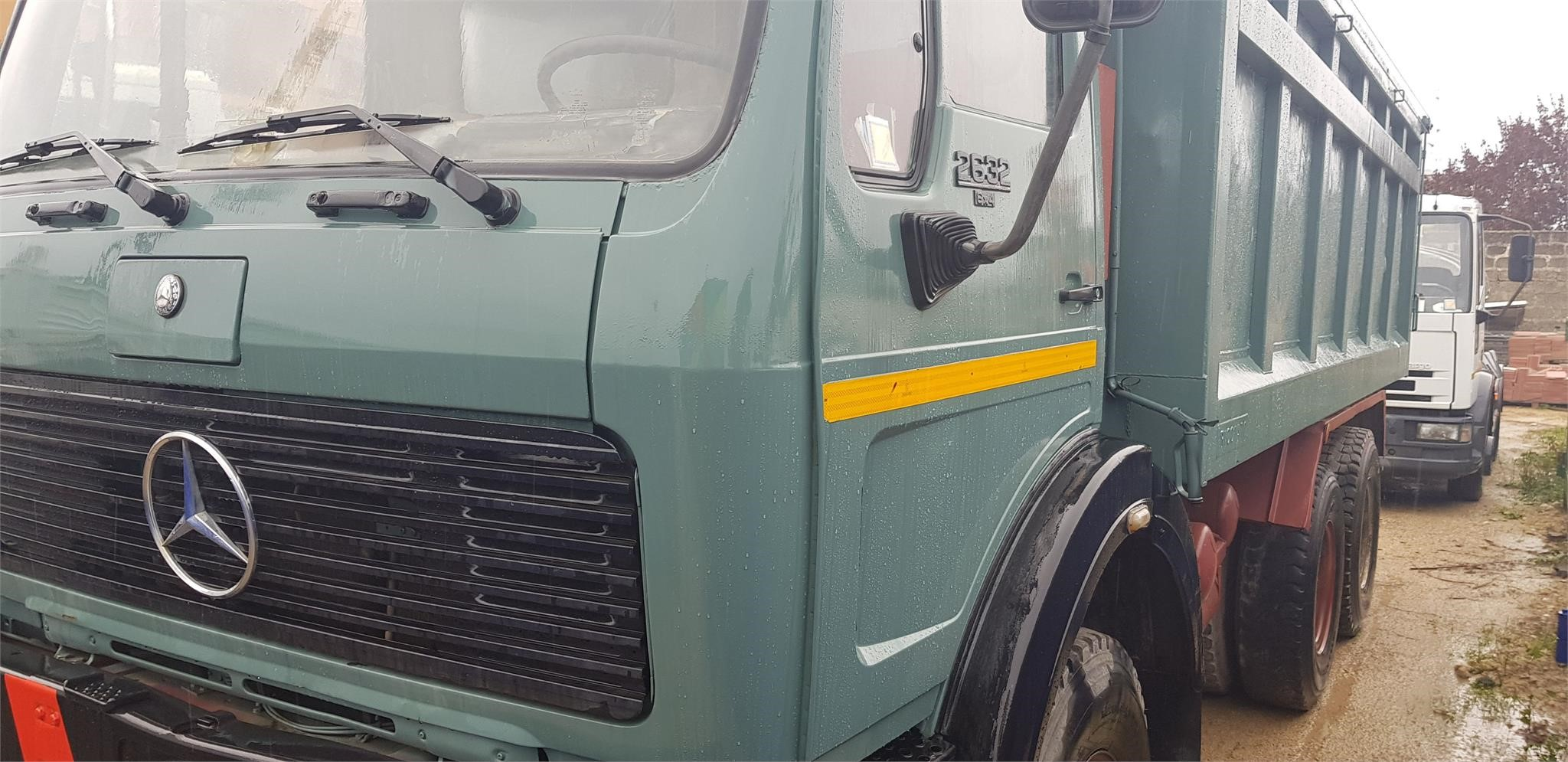Mercedes-Benz 2632 #Used