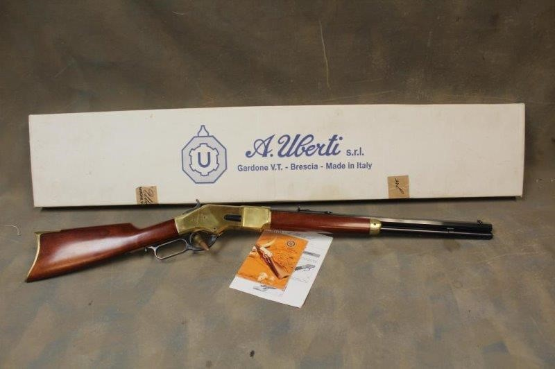 Uberti 1866 Sporting Rifle 94889 Lever Action 45LC | Smith Sales LLC