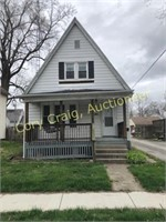 Real Estate Online Only Auction 1514 S. Spring St. Springfie
