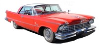 May 1st Tools, Sporting Goods & 1957 Chrysler Imperial