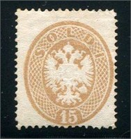 Stamps & Coin Auction