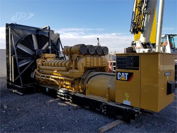 CATERPILLAR C175-16 Generators For Sale - 3 Listings