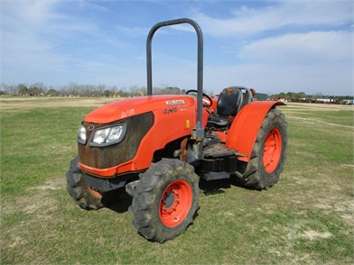 KUBOTA M8540 Online Auction Results - 8 Listings