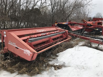 GEHL Mower Conditioners/Windrowers For Sale - 33 Listings