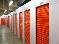 3-23-19 Storage Auction at MidTown, McKinleyville 10:00 am