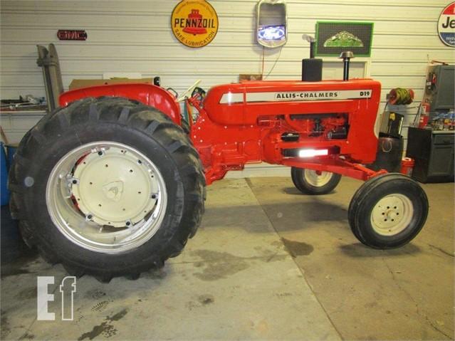 Lot # 88 - ALLIS-CHALMERS D19 For Sale In Winnetoon, Nebraska
