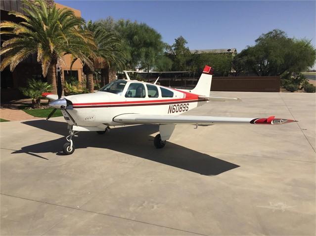 1975 BEECHCRAFT F33A BONANZA For Sale In Scottsdale, Arizona