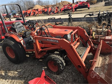 KUBOTA B2710 For Sale - 3 Listings | TractorHouse com - Page 1 of 1