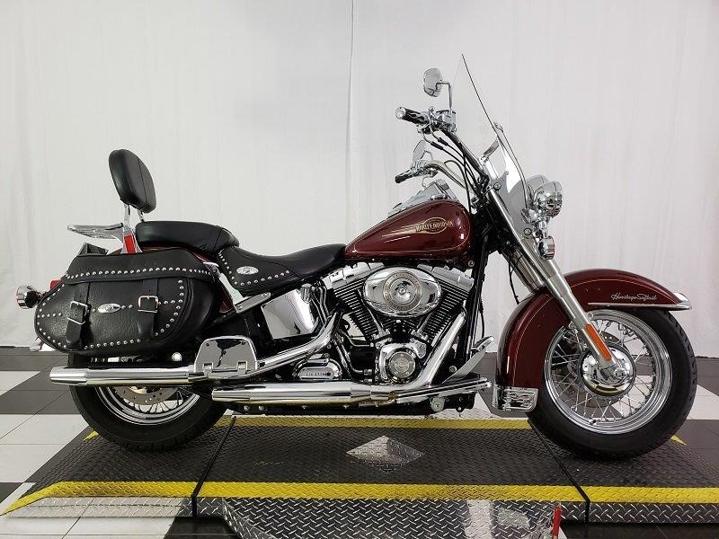 2008 HARLEY DAVIDSON HERITAGE SOFTAIL CLASSIC For Sale in Mesa