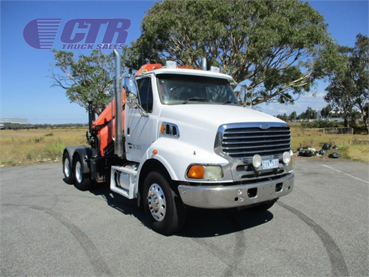 2009 Sterling HX9500 CTR Truck Sales - Trucks for Sale