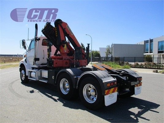 2009 Sterling HX9500 CTR Truck Sales - Trucks for Sale