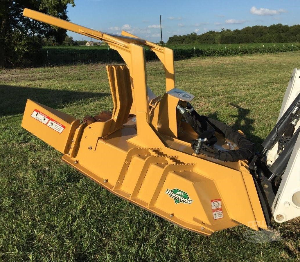 DIAMOND MOWERS INC FBS060 Brush Mulcher/Shredder For Sale In