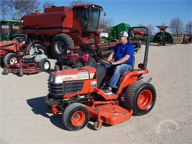 KUBOTA Less Than 40 HP Tractors Auction Results - 339