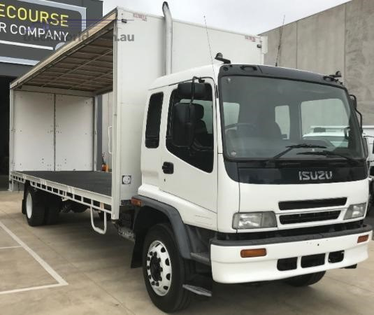 2005 Isuzu FTR 900 Trucks for Sale