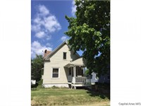 1829 South Spring, Springfield Online Only Auction
