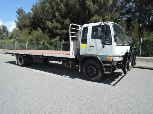 2002 Hino GH1J - Trucks for Sale