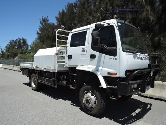 2004 Isuzu FTS 750 Dual Cab - Trucks for Sale